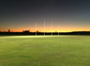 LED Football field lighting