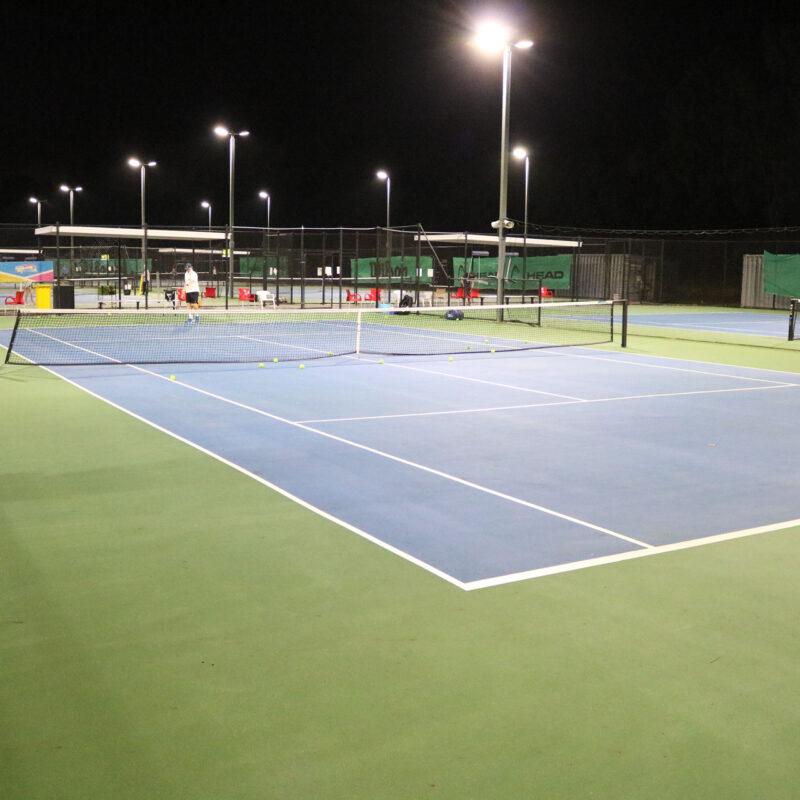 jasstech led tennis court lighting