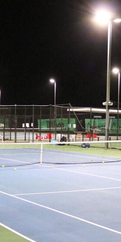 jasstech led tennis courts lights